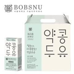 서울대공동개발 똑똑한약콩두유 190ml x 16팩 4세트_(1101884)