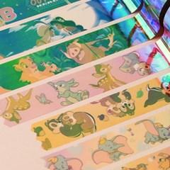 [디즈니] 홀로그램 테이프 애니멀