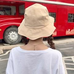 콜미 여성 여행 넓은 챙모자 자외선 차단모자_(2239318)