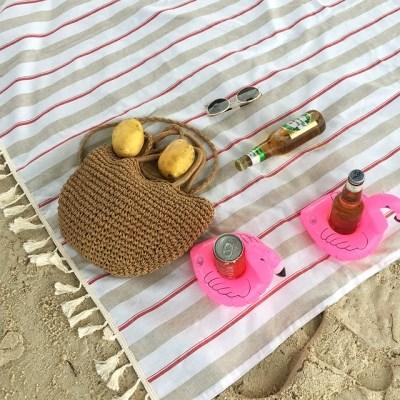 피크닉매트 - Beach Picnic_Red