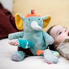 [에불로보] 프랑스 국민 애착인형 포켓 코끼리