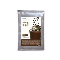 위드고 자바칩 파우더 1kg 자바칩 프라푸치노 만들기