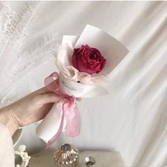 장미한송이 프리저브드