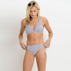 [monob]Snow Leopard Print Tie Bikini Set (AS109)_(2053090)