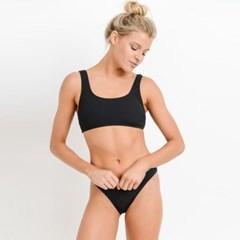 [monob]Ribbed Essential Bikini Set (AS124_BK)_(2053087)