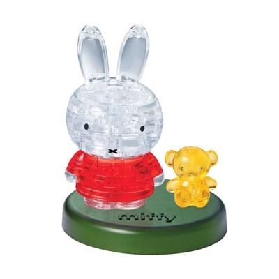 41피스 크리스탈퍼즐 - 미피와 곰돌이