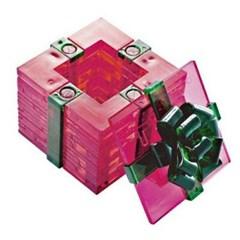 38피스 크리스탈퍼즐 - 크리스마스 선물상자