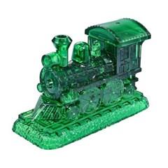 38피스 크리스탈퍼즐 - 증기기관차 (그린)
