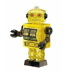 39피스 크리스탈퍼즐 - 틴 로봇 (옐로우)