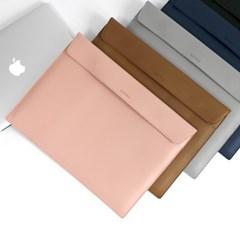 소이믹스 마그넷 가죽 노트북 파우치 맥북 가방 SOL2