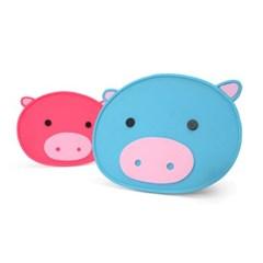 플라이토 실리콘 돼지 냄비받침_(1389380)