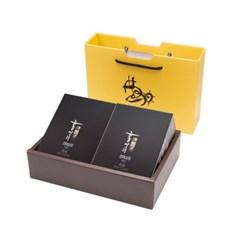 홍쌍리 유기농매실 매실청 일회용파우치 2박스 선물세트