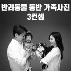 [홍대 아이스튜디오] 반려동물 동반 가족사진 (원본파일 제공)