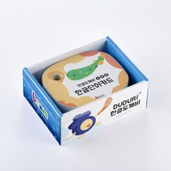 스마트카드: 앱과 함께하는 두두리 한글도깨비 03 (ㅅ,ㅇ,ㅈ)