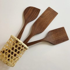 [Handmade] 북미산월넛_우드 키친 툴