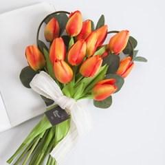 럭셔리튤립번들(12개입) 48cm FAIAFT 조화 꽃_(1340754)