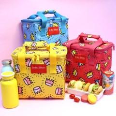 [스닐로스티치] 히든크라운 보냉피크닉가방