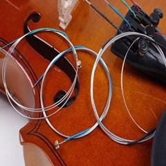 바이올린 줄세트 바이올린악세사리 4현 1세트_(1351585)