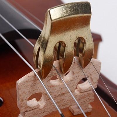 골드 뮤터기 바이올린 뮤터기 바이올린 악세사리_(1351586)