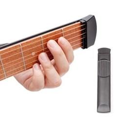 기타코드연습기 6플랫 포켓스트링스 핑거트레이_(1351594)
