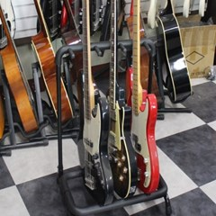 3단 기타스탠드 스탠드형 기타거치대 받침대_(1351607)