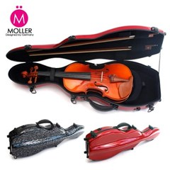 바이올린 하드케이스 CT-100 4/4 전용 케이스_(1351678)