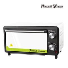 롬멜프랑코 전기 오븐 10L 토스터기