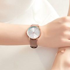 [쥴리어스] JA-1183 여성시계 손목시계 가죽밴드