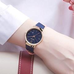 [쥴리어스] JA-1181 여성시계 손목시계 가죽밴드