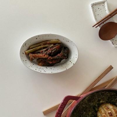 [폴라앳홈] 얼반시리즈 (얼飯) 타원의 찬그릇