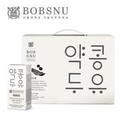 서울대공동개발 약콩두유 190ml x 24팩 2세트 총 48팩_(1107020)