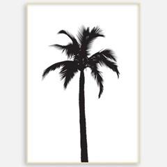 모던 인테리어 액자 야자수 보타니컬 식물 그림 포스터 PINETREE