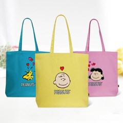 [Peanuts Bag&Acc]피너츠 자수에코백 3종모음전(Peanuts_(1732530)