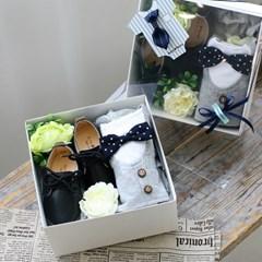 [아기옷선물패키지] 꽃길만 걸으렴 BOX_젠틀맨 (출산선물)