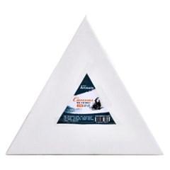 모양캔버스 삼각형 왁구 20cm 3개세트