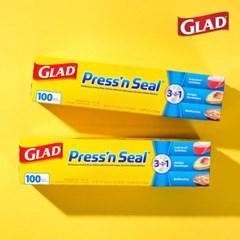 [GLAD]글래드 매직랩 대용량(31mx30cm) 2개 세트