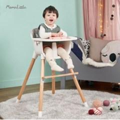 [예약구매] 맘앤리틀 리틀밤 하이체어 식탁의자