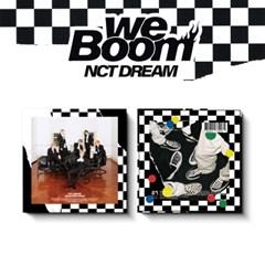 초도포스터/ NCT DREAM 엔시티 드림 - 미니 3집 [WE Boom] 키노앨범