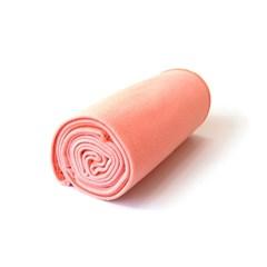 아사나 Solid 핫요가타월 (Powder Pink/파우더 핑크)