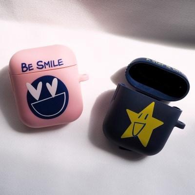 smile star airpods case (에어팟 케이스)