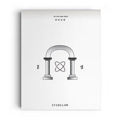 초도포스터/ 에버글로우 EVERGLOW - 싱글 2집 [HUSH] 허쉬