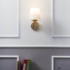 피렌체 1등 벽등 화이트 인테리어조명