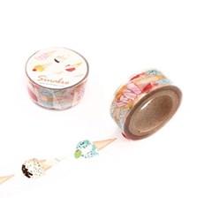 [팬시테이프]아이스크림