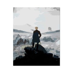 [ALB] DIY유화그리기 안개바다위의 방랑자 [a40_79]_(901068818)