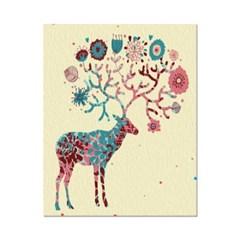 [ALB] DIY유화그리기 꿈꾸는 사슴 [a45_122]_(901068814)
