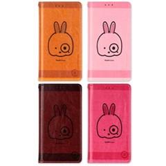 아이폰XS Suk-Rabbitto 지갑 다이어리 케이스_(2275801)