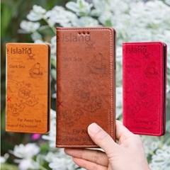 아이폰XS Suk-Teso 지갑 다이어리 케이스_(2275797)