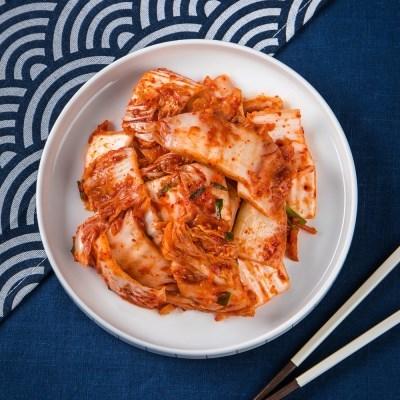 [청와식탁] 썰은 배추김치 3kg