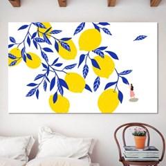 레몬나무 캔버스액자