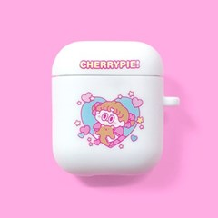 AIRPODS CASE WHITE CHERRYPIE VER.